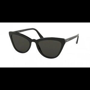 Prada 01VS Cat-eye sunglasses
